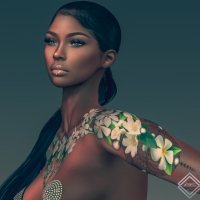 @2055~The Surreal Lyfe feat:::Arabic Tattoos - SWEET FLOWER @ Designer Showcase