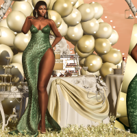 @2278~:: The Surreal Lyfe featuring:: .:(CW):.Glory Gown Dress & .:(CW):. Vanilla Party @ Designer Showcase