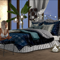 @2316~:: The Surreal Lyfe featuring:: Heart Home - Spring Joy Bed  @ Designer Showcase